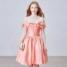 pastel bridesmaids peach bridesmaid dresses everafterguide