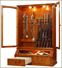 in wall gun cabinet in wall gun cabinet mirror home design ideas
