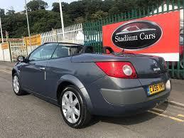 2006 56 renault megane dynamique 1 6 petrol convertible low miles