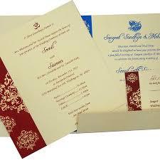 indian wedding card invitation eco friendly wedding invitation vendors weddinginvitelove