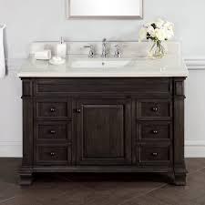 48 single sink vanity with backsplash lelon 48 single bathroom vanity set bathroom reno pinterest