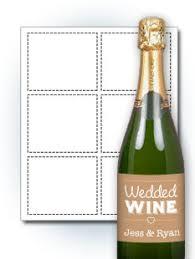 wine bottle labels award winning quality templates stickeryou