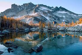 another view of the enchantments here during larch season