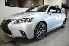 photo image gallery u0026 touchup paint lexus ct in silver lining