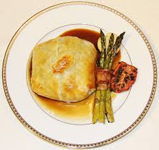 Elegant Dinner Party Menu Stranded In Cleveland Individual Beef Wellington Recipe