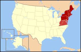 northeastern united states new world encyclopedia