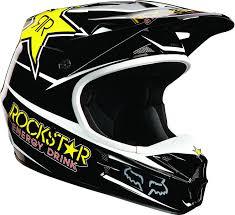 rockstar motocross goggles fox kids helm v1 rockstar black 2013 maciag offroad