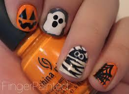 27 halloween designs nail cute halloween nail designs nail