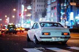 1972 nissan datsun 240z jdm shakotan fever teru u0027s datsun sunny coupe stancenation