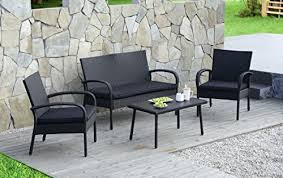 Rattan Outdoor Patio Furniture by Patio Outdoor Rattan Sofa Sets Sale 6 Seater Rattan Effect Patio