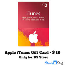 gift card for sale apple itunes gift card us 10 dealsdug