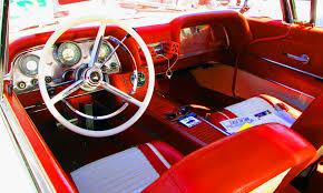 barbie corvette vintage classic thunderbird classic car vintage interior fancy