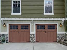 craftsman style garages craftsman style garage doors with garage door opener on garage