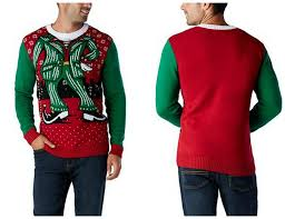 12 ugly christmas sweaters suits and socks