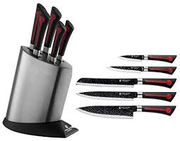 stainless steel kitchen knives set imperial collection stainless steel kitchen cutlery knife set with