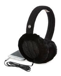 ugg earmuffs sale ugg wired cable knit crochet earmuffs black