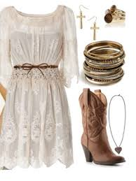 country dresses i love it
