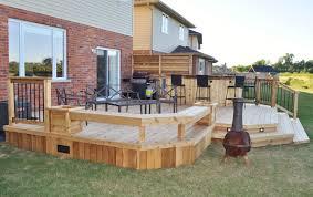 deck bars cedar deck u0026 bar 2 outdoor ideas pinterest deck