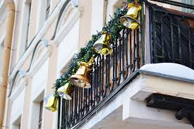 Small Balcony Decorating Ideas Home by Apartment Balcony Christmas Decorating Trellischicago