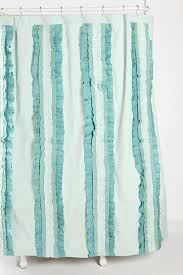 25 best blue ruffle shower curtain images on pinterest bathroom