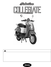 schwinn motor scooters mobility aid 50cg06rd user guide