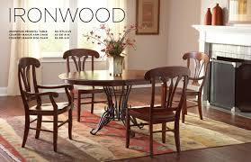 Wood Dining Room Tables And Chairs by Nichols U0026 Stone