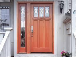 exterior design excellent pine unpolished 3 lite top single swing
