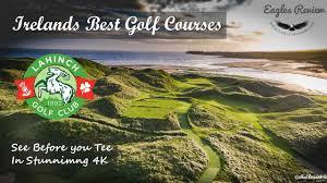 the best irish golf courses youtube