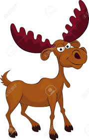 2 499 moose cartoon stock illustrations cliparts and royalty free