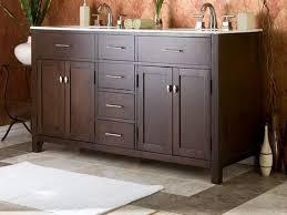 Double Bathroom Vanity by 30 Bathroom Vanity With Sinks Home Depot Www Garabatocine Com