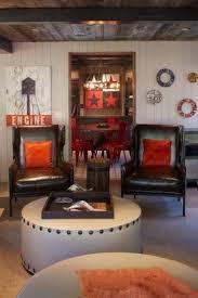 leather nailhead ottoman foter