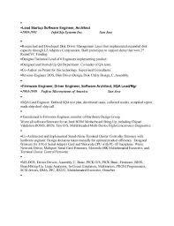 Resume Software Architect Bilingual Architect Resume 16 Free Sample Bilingual Architect