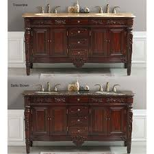 67 Bathroom Vanity by 67 Bathroom Vanity Bathroom Vanity Bosconi Inch Antique Double On