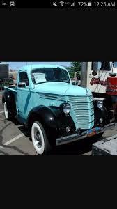 39 best vintage pick ups images on pinterest classic trucks