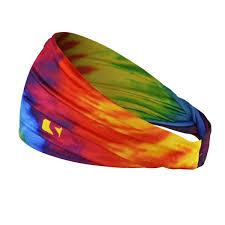 tie dye headbands tie dye headband sleefs