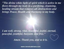 Healing Affirmation Prayer Live Your Life With Ease And Grace