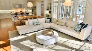 gorgeous and generous open concept apartment interiors youtube