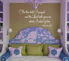 Scripture Wall Decals For Nursery Scripture Wall Decals For Nursery Nursery Wall Quotes Baby Quotes