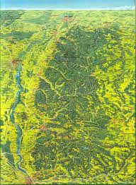 Google Map Germany black forest germany topographic map google search the