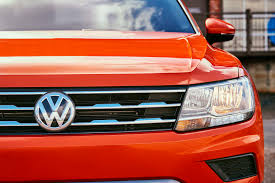 volkswagen orange 2018 volkswagen tiguan review growing in a fast paced segment
