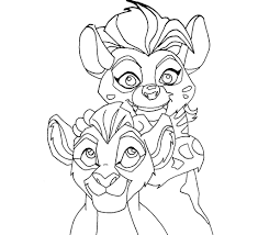lion guard coloring pages u2013 wallpapercraft