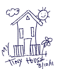 Tiny House Cartoon My Tiny House Journey