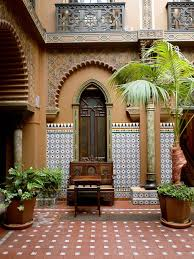 spanish courtyard designs image result for moroccan clay tiles courtyards belle ombre