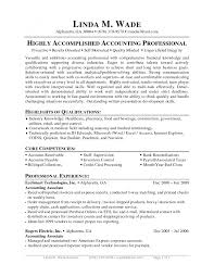 accounts payable resume exle accountsable sle resume objective account manager achievement