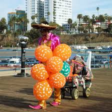 clown balloon l free images flower balloon city pier produce