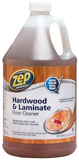 commercial zuhlf128 hardwood laminate floor cleaner gallon