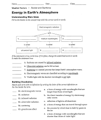 weathering and soil formation worksheet worksheets