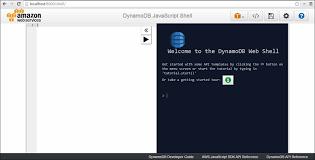 javascript tutorial online book using dynamodb local javascript shell dynamodb cookbook book