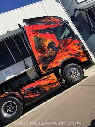 trucks killer paint airbrush studio