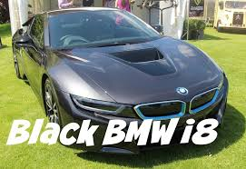 siege bmw bmw i8 black at supercar siege 2015